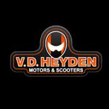 Logo Van der Heyden motors & scooters